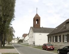 Glockenturm Melchow
