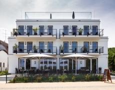 Fertigstellung + Eröffnung des Fontane Hotels in Altenhof